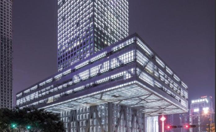 新深圳证券交易所钢结构