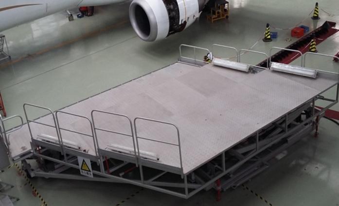 飞机维修大翼